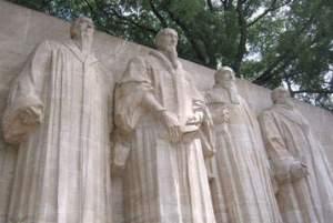 Parte 01 - Foto do Mur des Reformateurs
