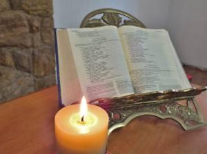 Parte 02 - Foto da Bíblia